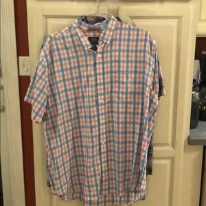 St. John's bay short sleeve button up